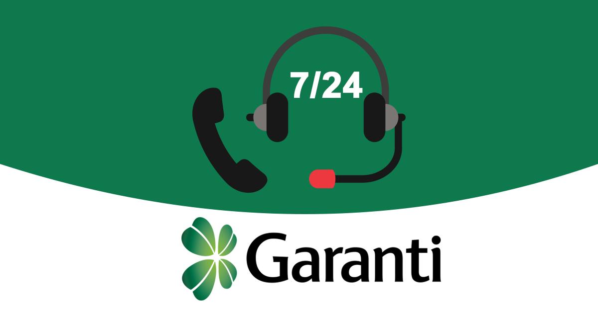 Garanti Bankası Müşteri Hizmetleri 444 ve 0850 Numarası | Finascidayi.com